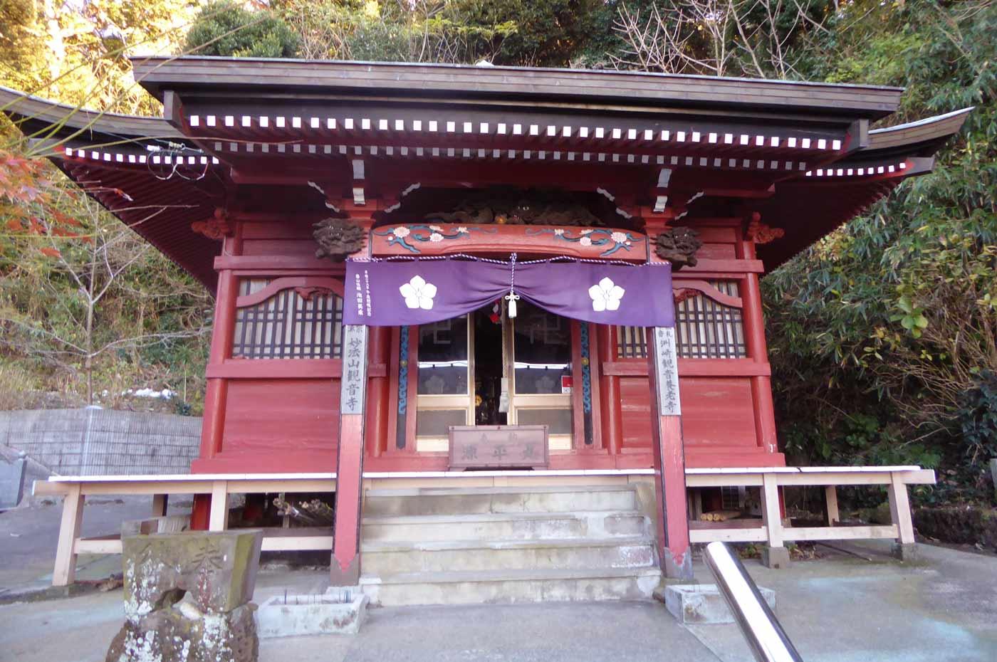 観音寺(養老寺)