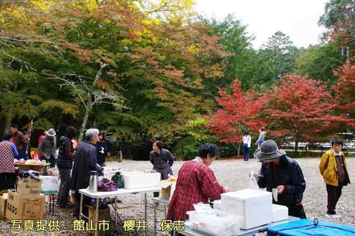 小松寺の紅葉祭りの画像