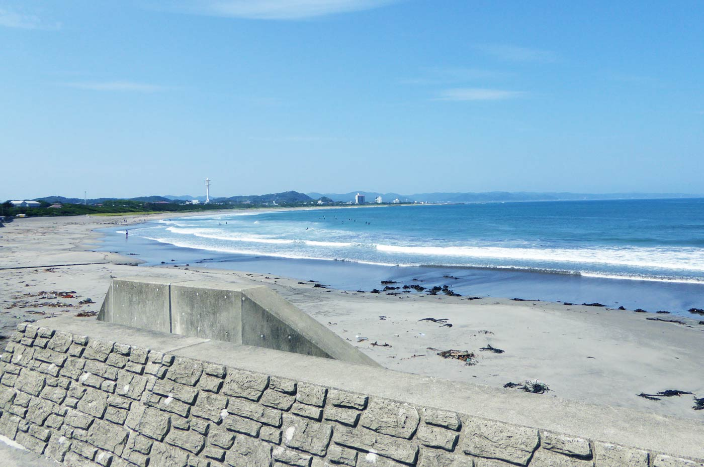 千倉南海水浴場