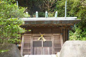神明神社(南房総市白浜町白浜)