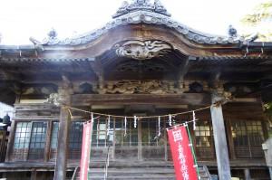 正文寺の本堂の画像