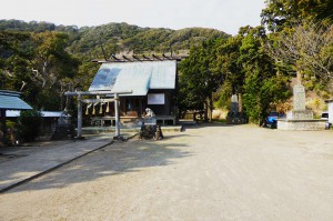 三嶋神社(南房総市白浜町)