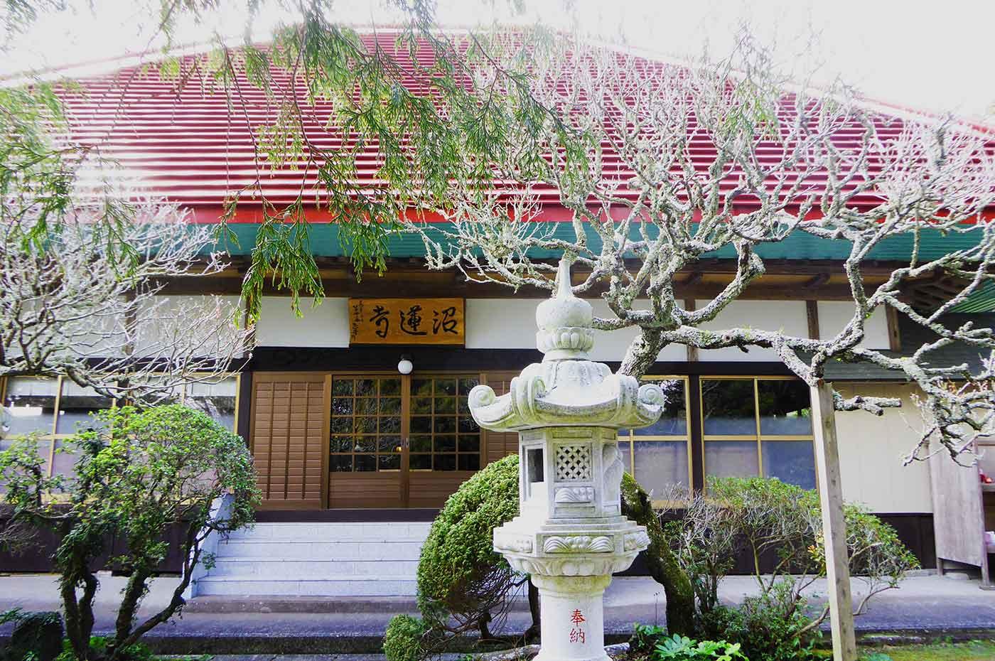 沼蓮寺の外観画像
