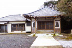 千祥寺の本堂