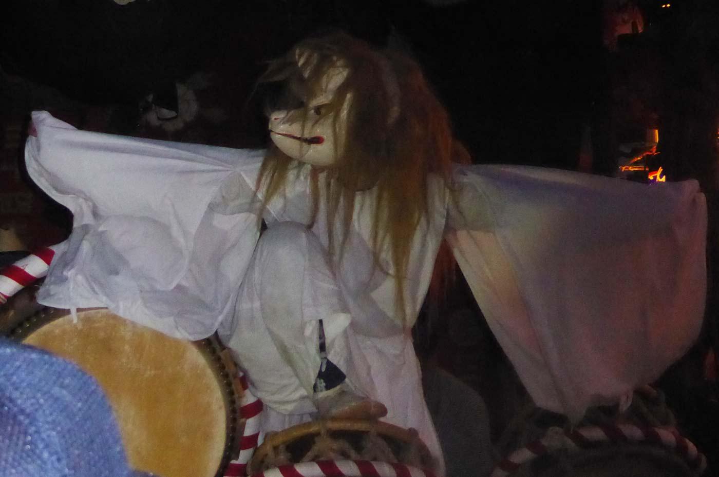 館山の祭り 柏崎 国司神社の御舟