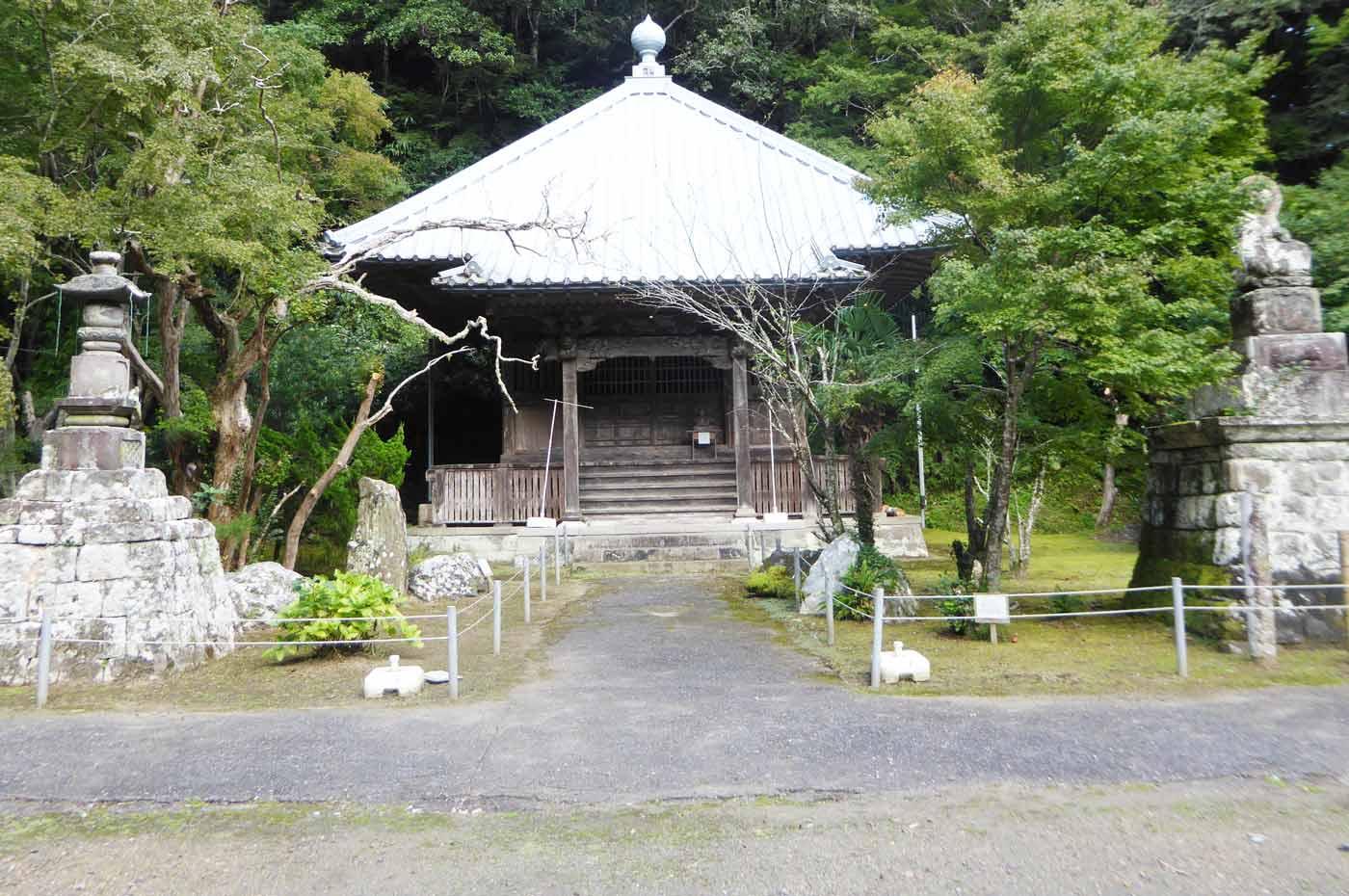 小松寺の観音堂