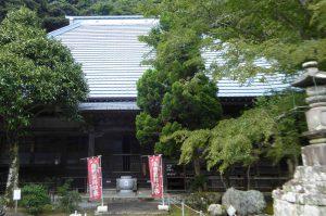 小松寺の本堂