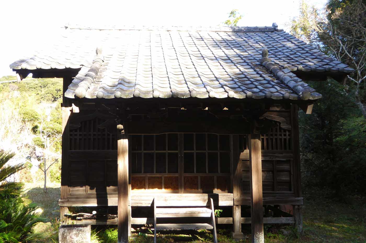 寳幢院の本堂