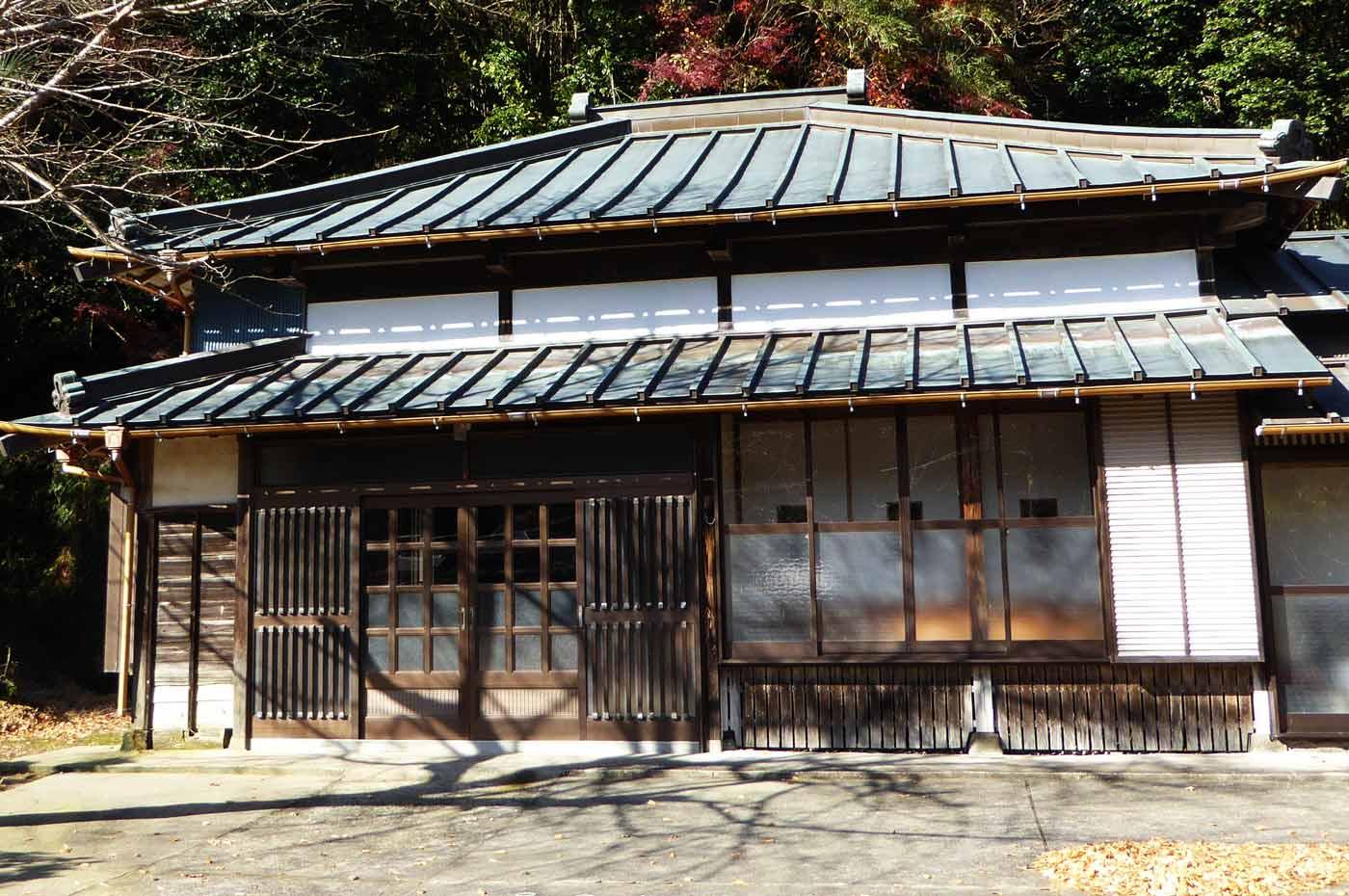 豊前寺の本堂の写真