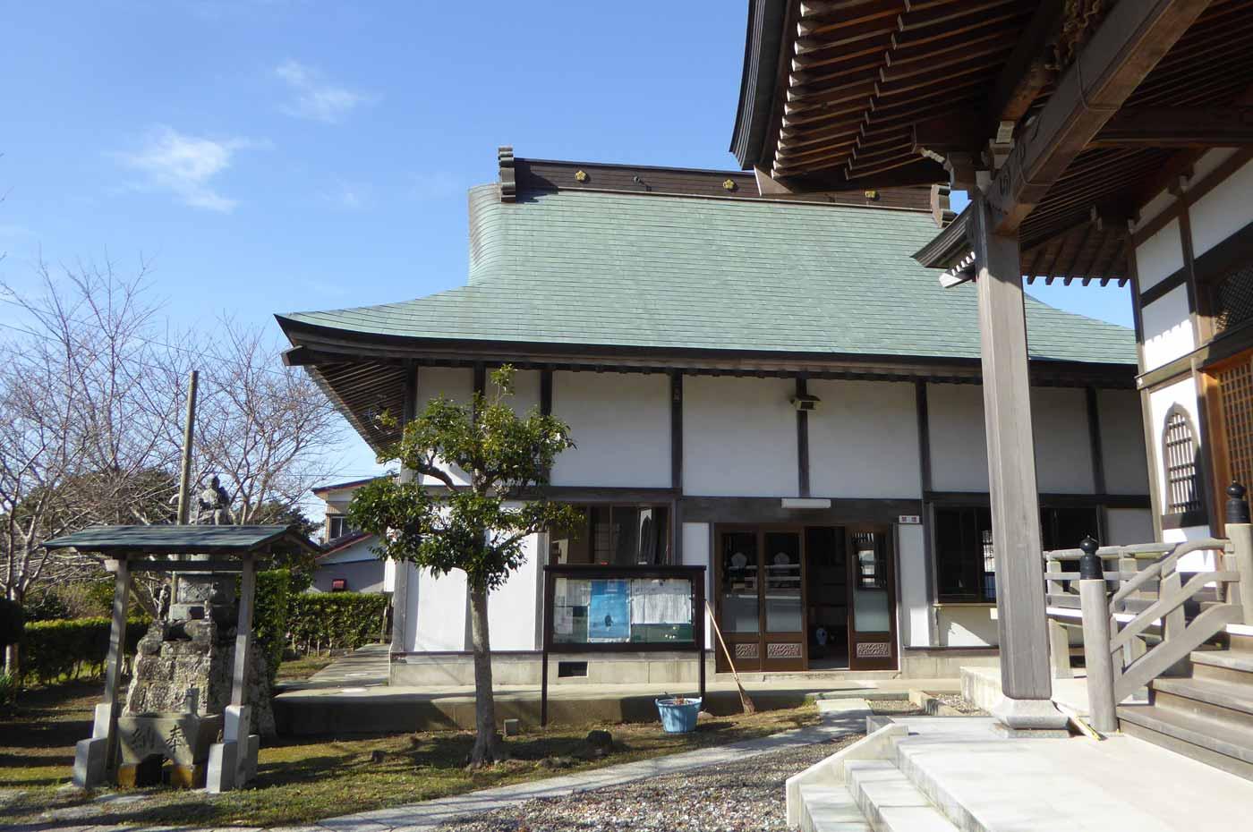 観音寺の観音堂