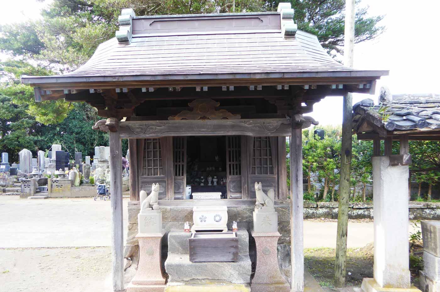 稲荷神社の画像