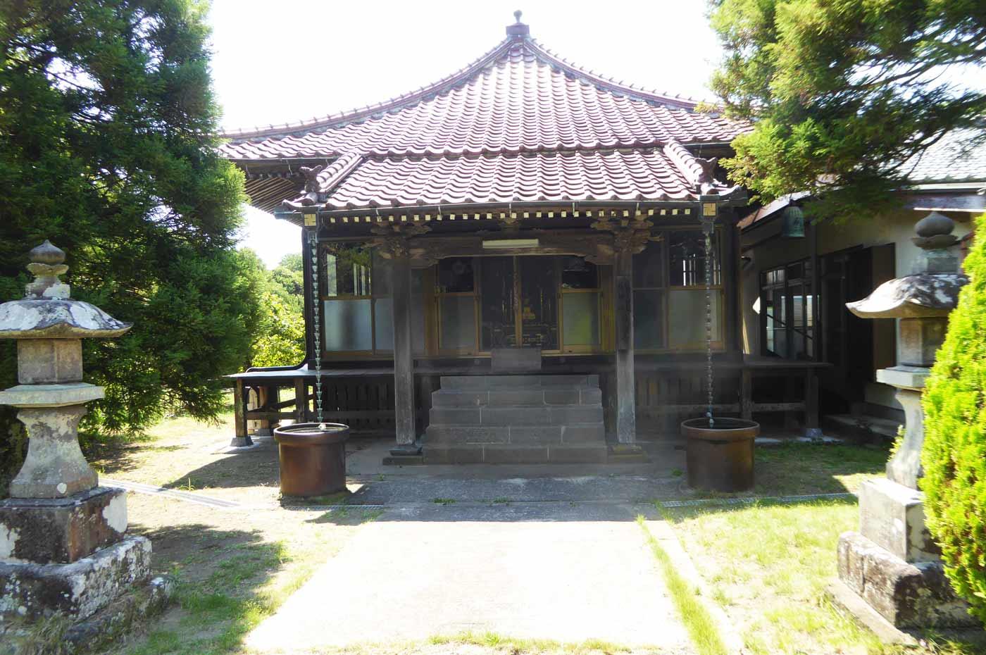藤栄寺本堂の画像