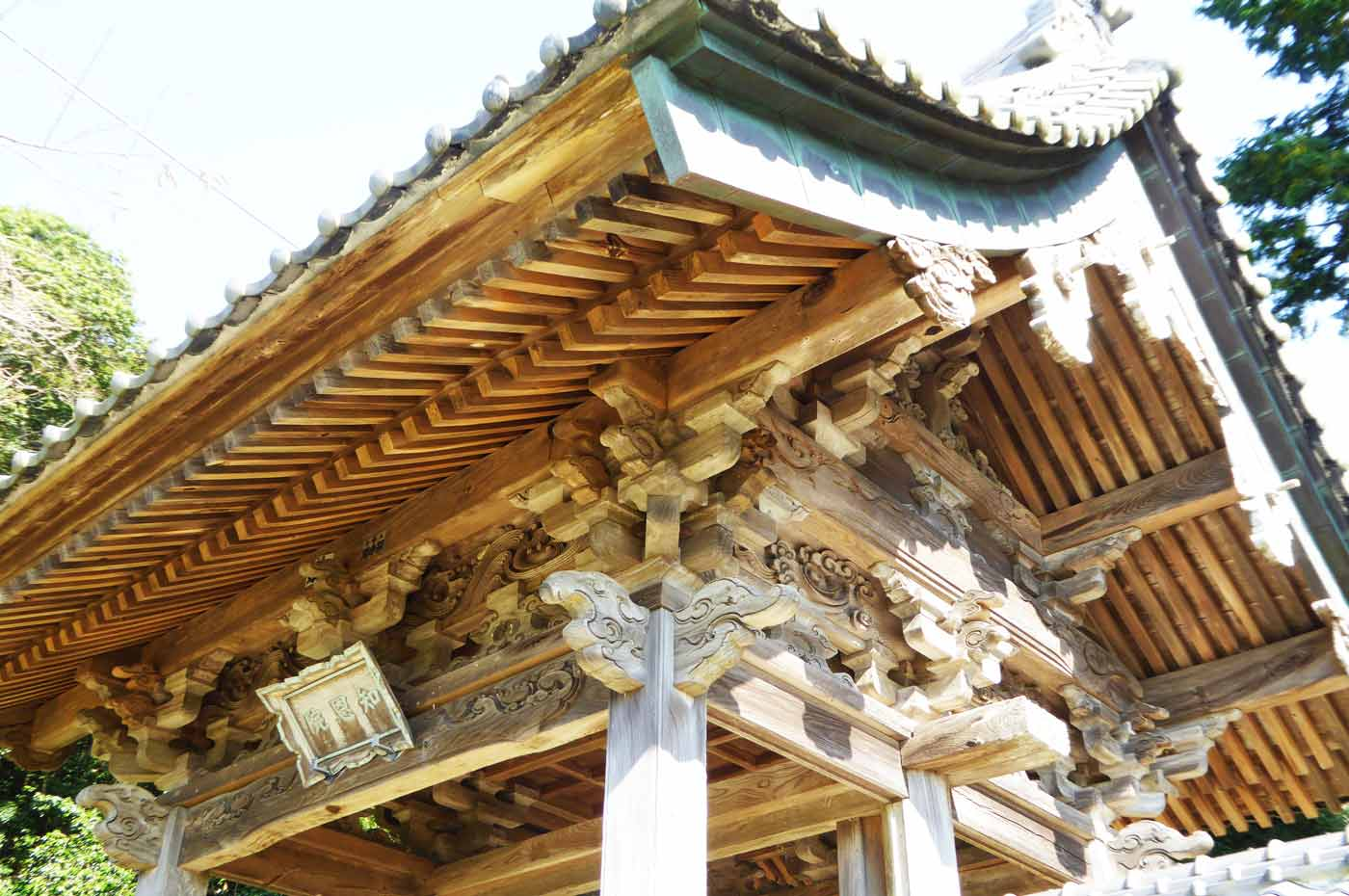 知恩院の山門の画像
