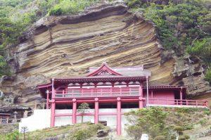 大福寺の観音堂