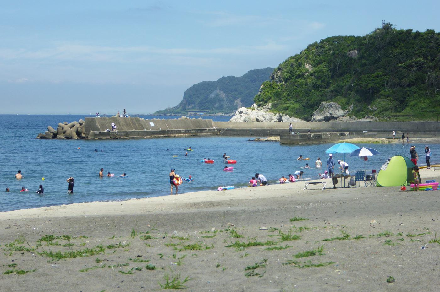 大六海水浴場