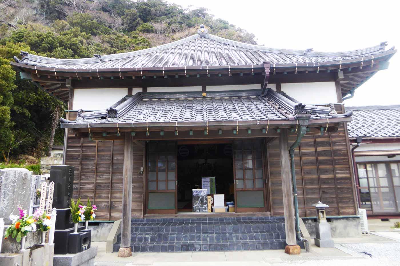 大智庵本堂の画像