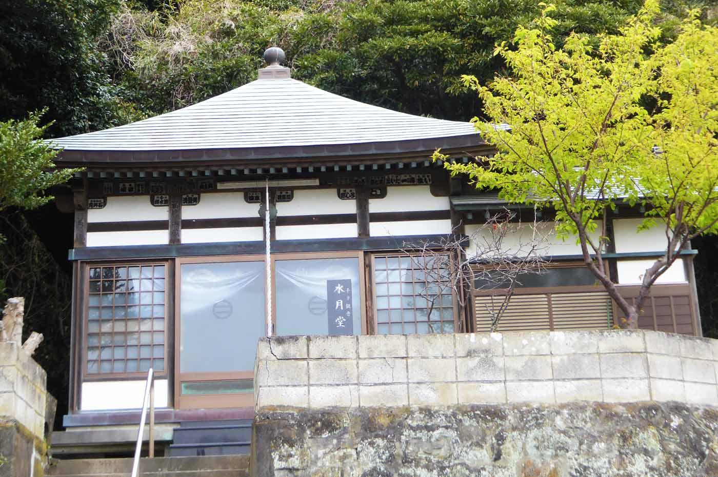 大智庵水月堂の画像
