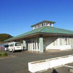 道の駅白浜野島崎の店舗外観
