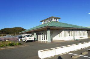 道の駅白浜野島崎【パンとスープの専門店と苺狩り】