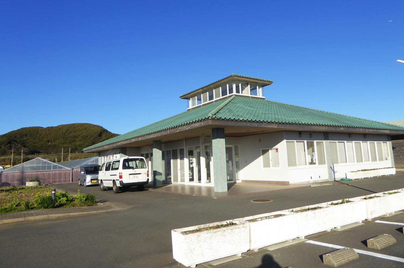 道の駅白浜野島崎の外観画像