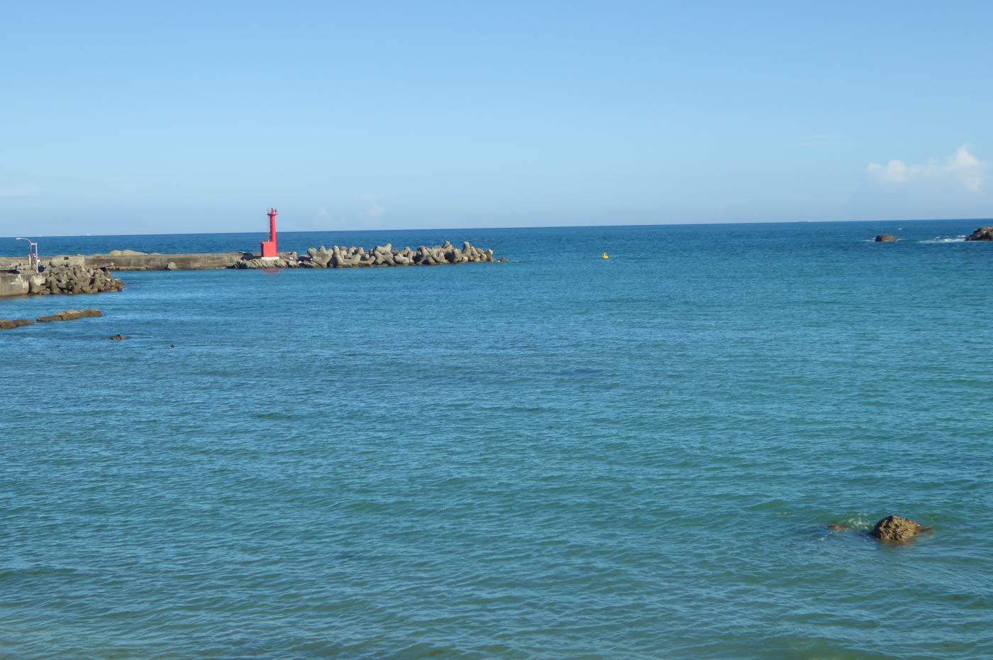 江見漁港の画像