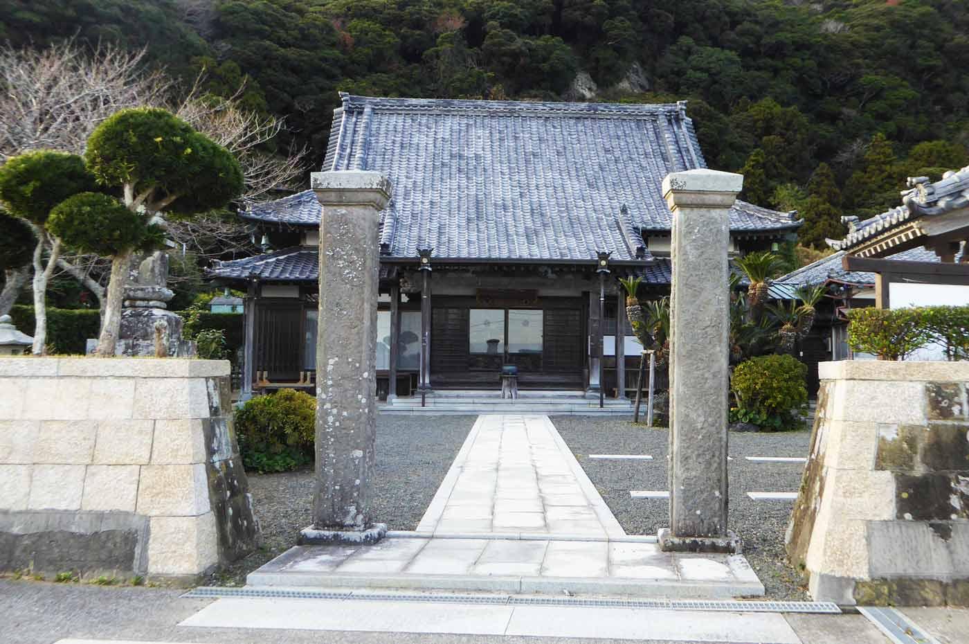 円正寺本堂の画像