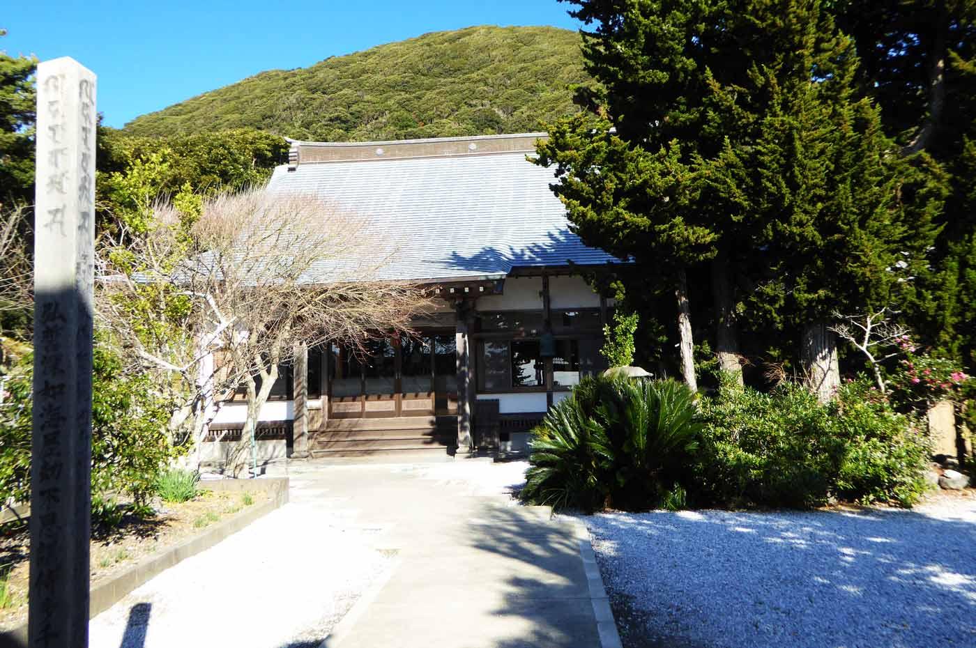 圓光寺本堂の写真