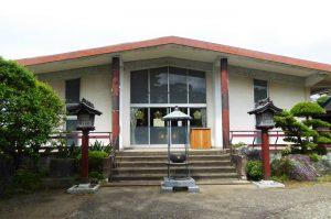 塩蔵寺の本堂