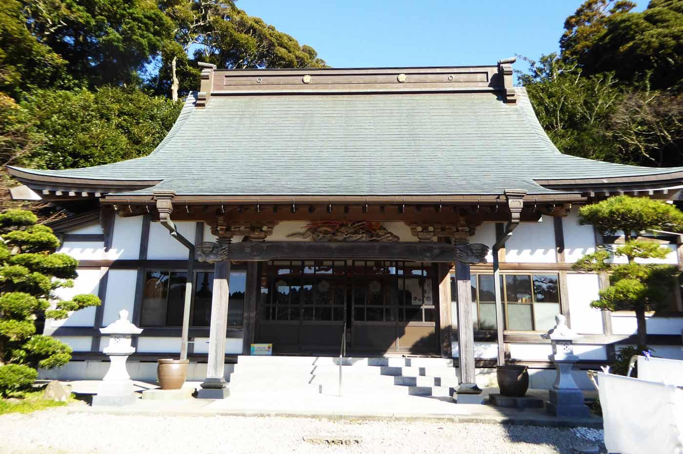 福楽寺本堂の写真