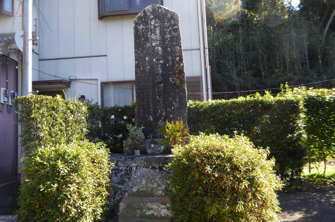 福楽寺の六地蔵