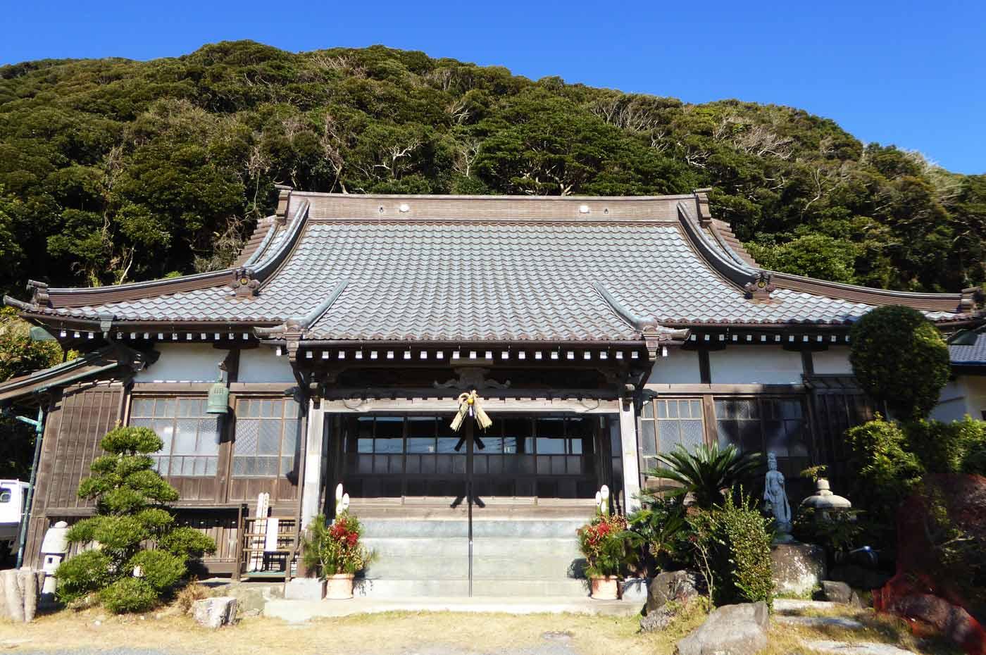 福寿院本堂の画像