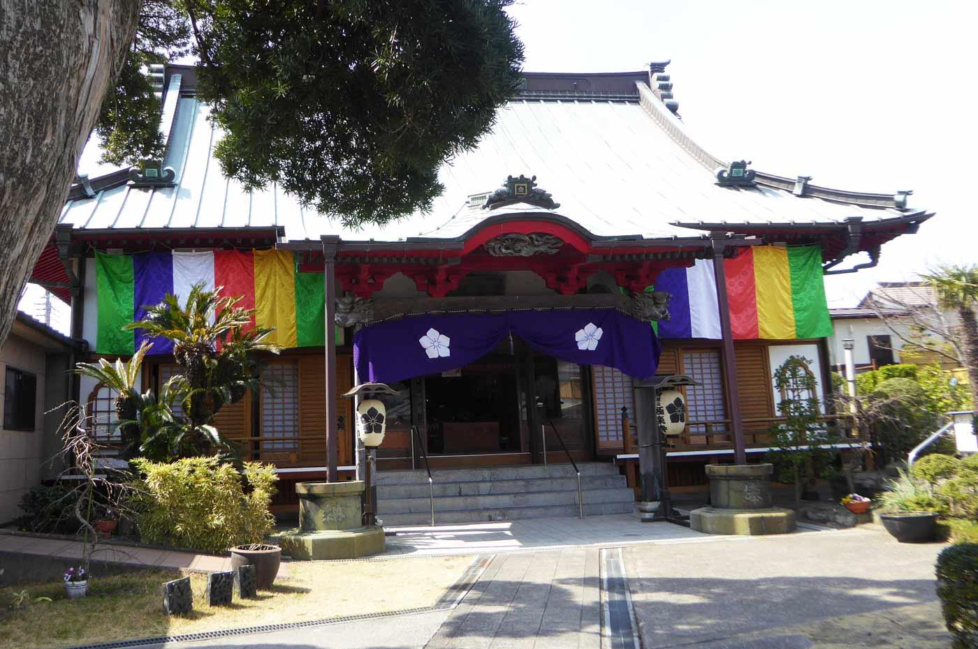 極楽寺本堂の画像