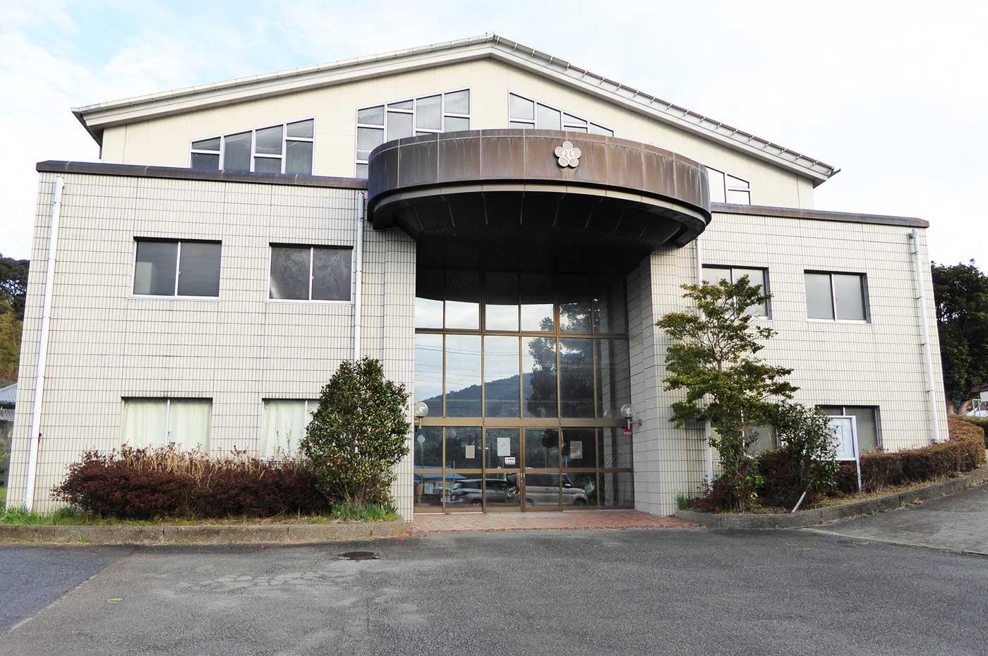 富山平群体育館