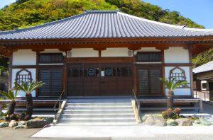法福寺の本堂