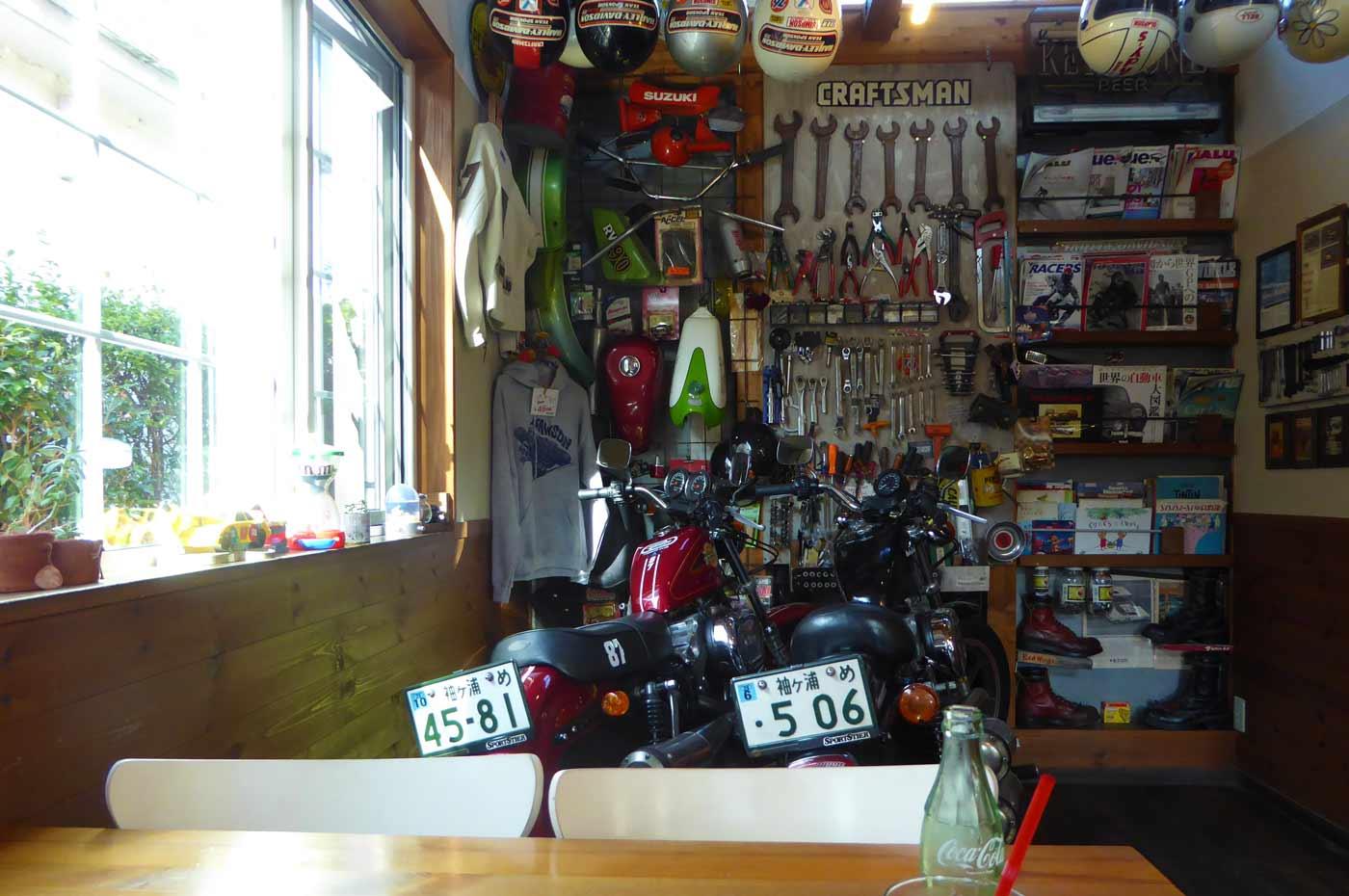 Indy'sのバイクの画像
