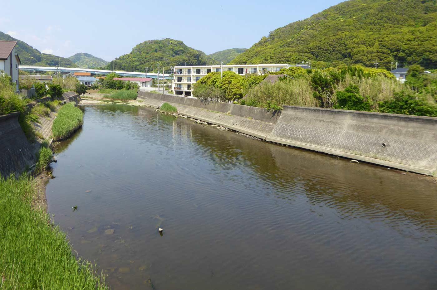 神明川の画像