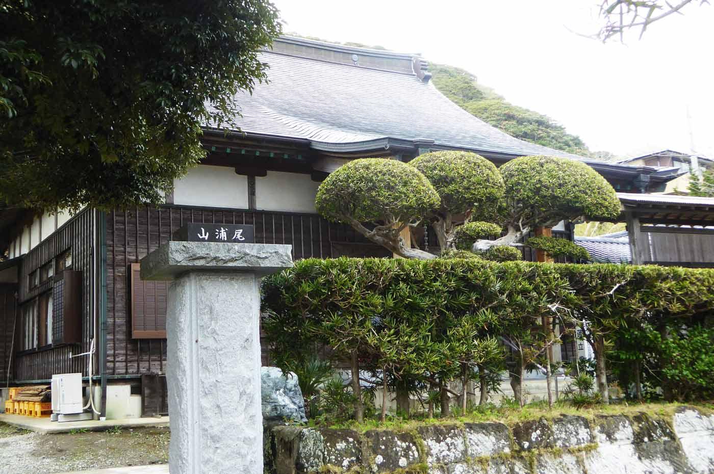 海福寺の本堂の画像