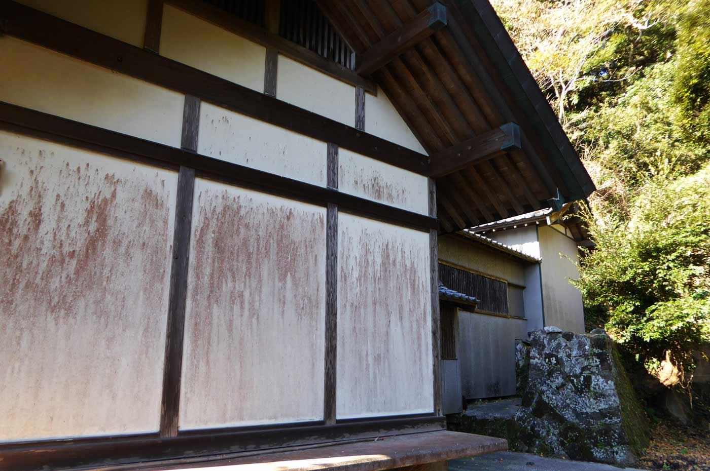 熊野神社本殿の画像