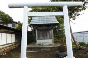 熊野神社(館山市正木)