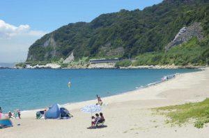 元名海水浴場