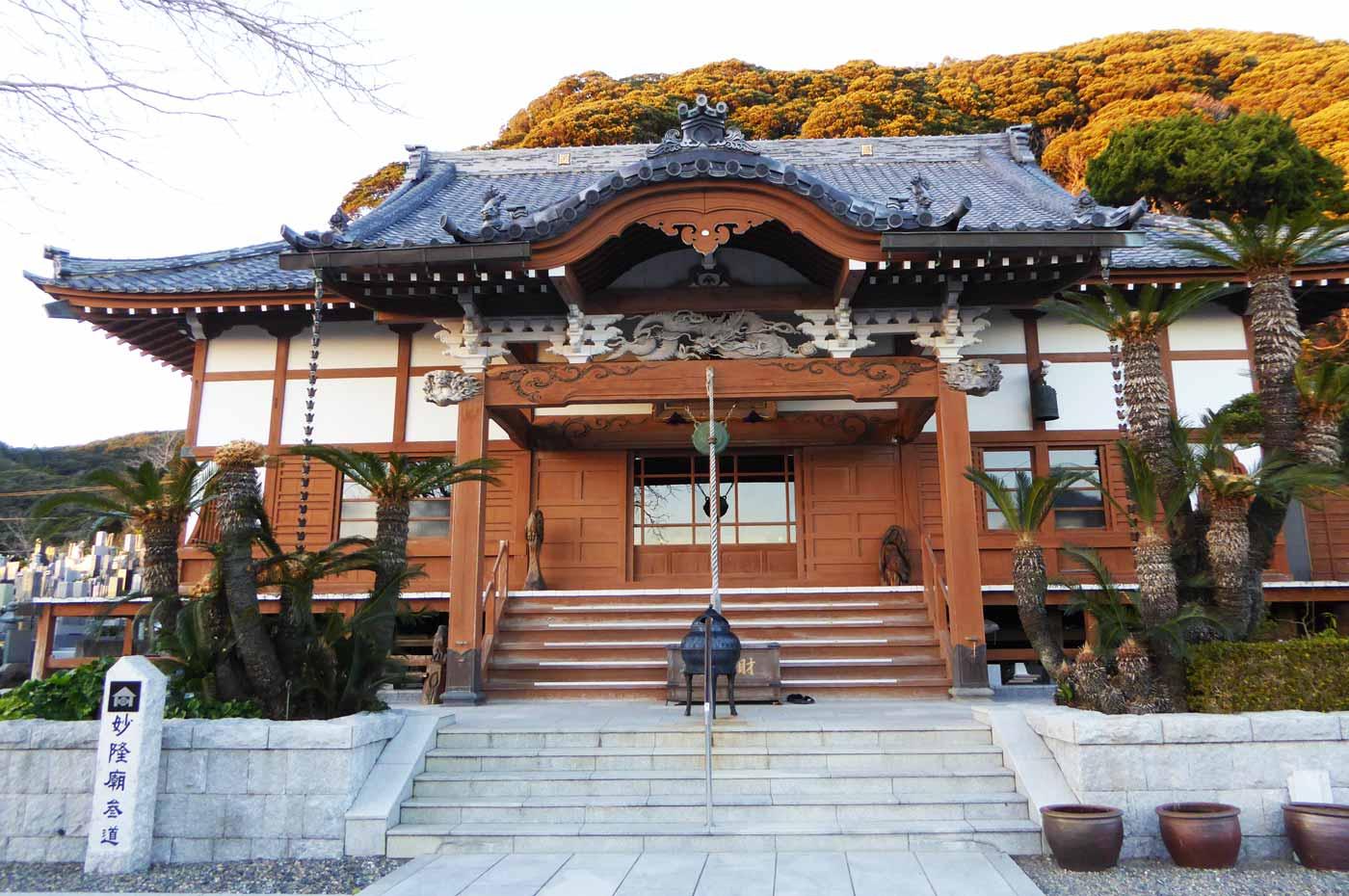 日澄寺本堂の画像