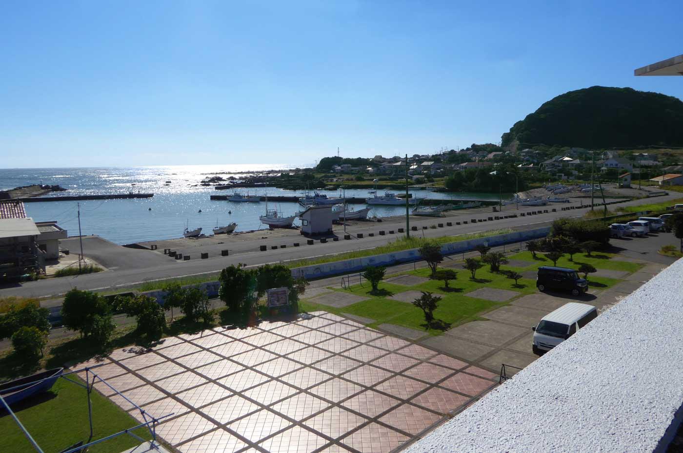展望台からの眺め(海側)