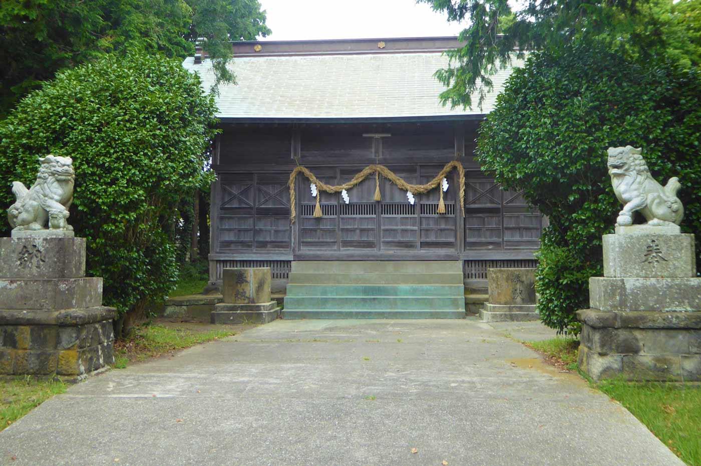龍神社(南房総市)