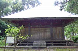 龍江寺の観音堂