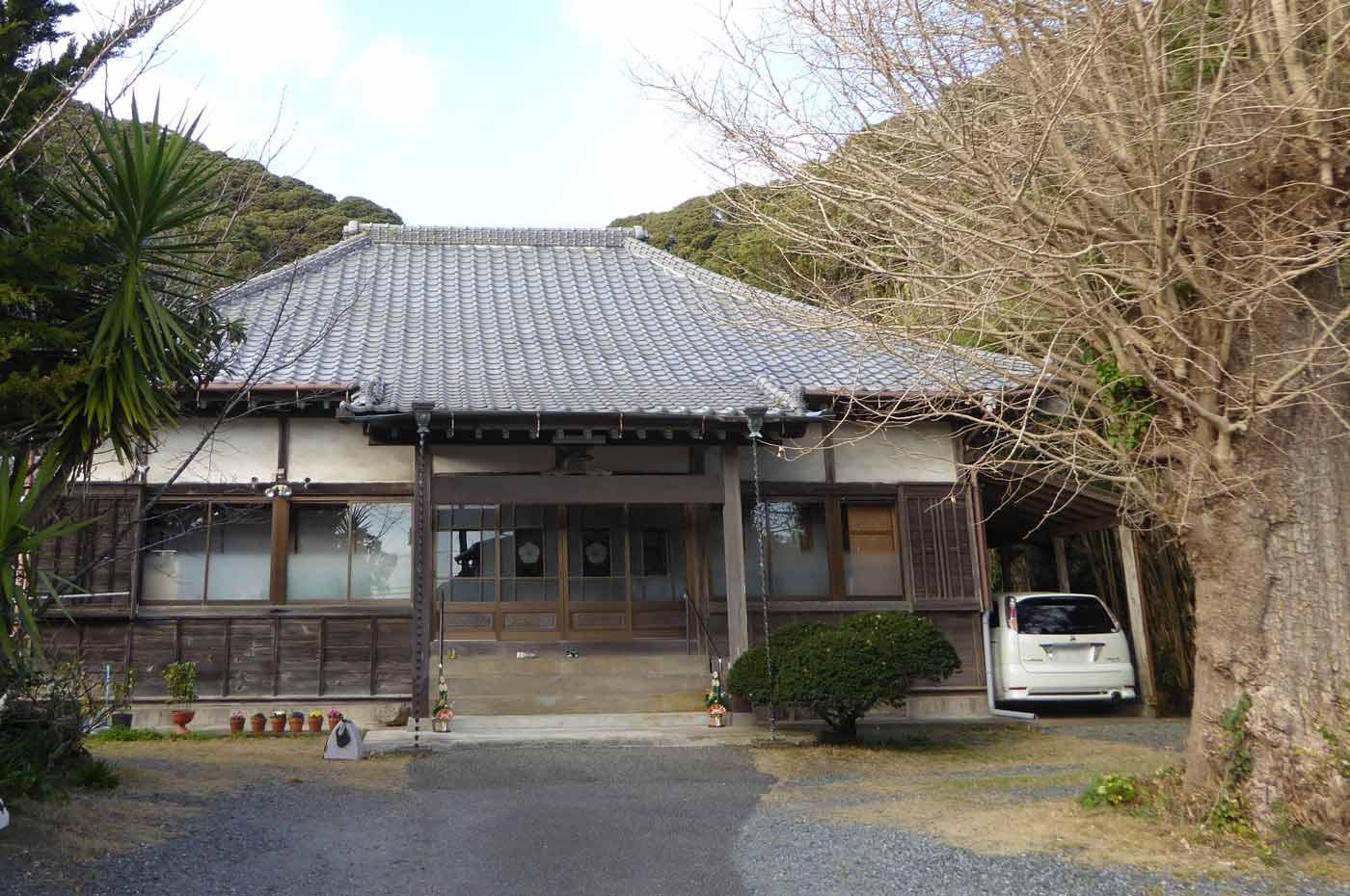 千光寺の境内の画像