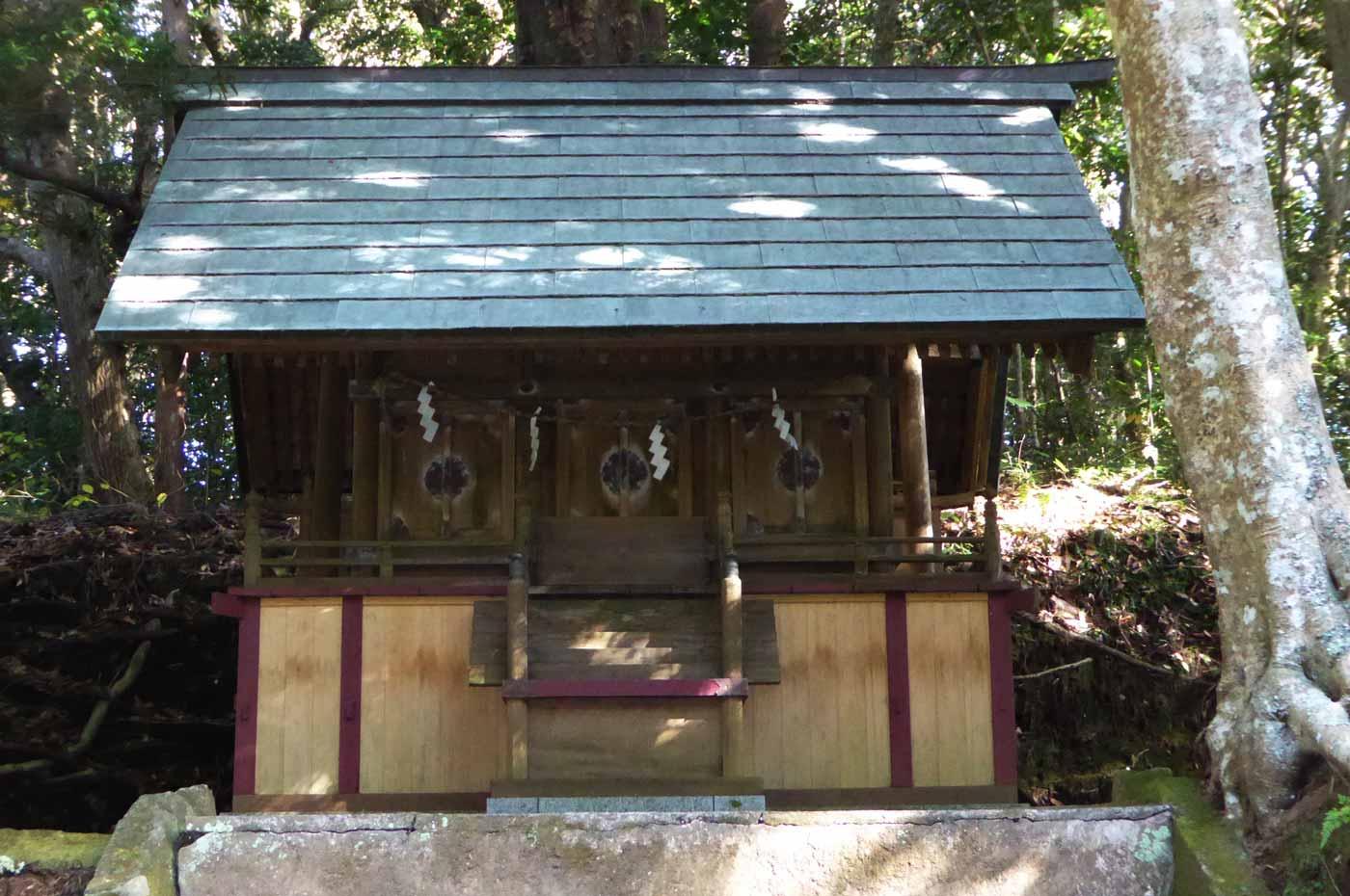 后神社の画像