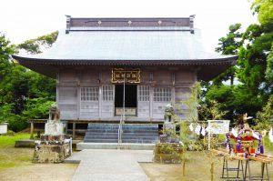 諏訪神社(千倉町平磯)