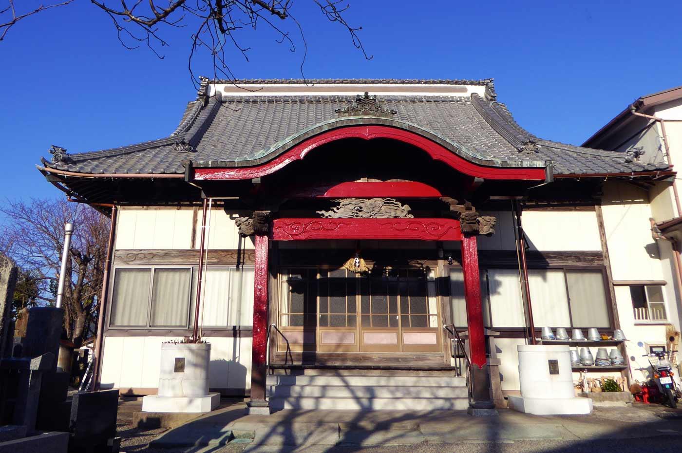 釈迦寺本堂の画像