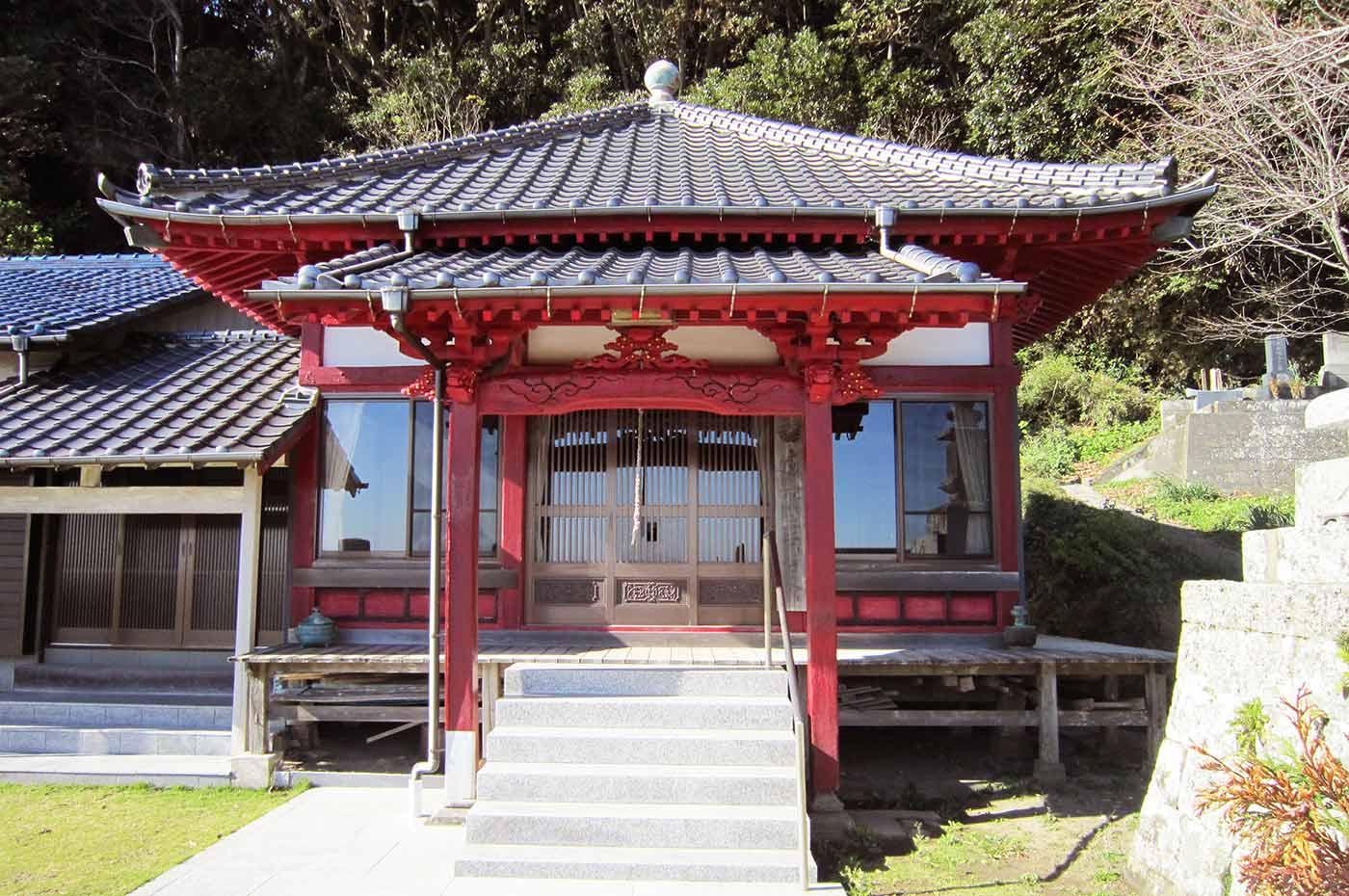正榮寺本堂の画像