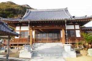 多聞寺本堂の画像